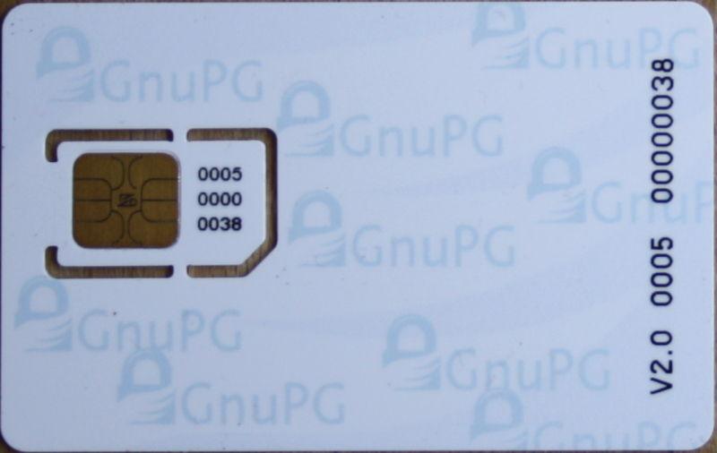 openpgp card