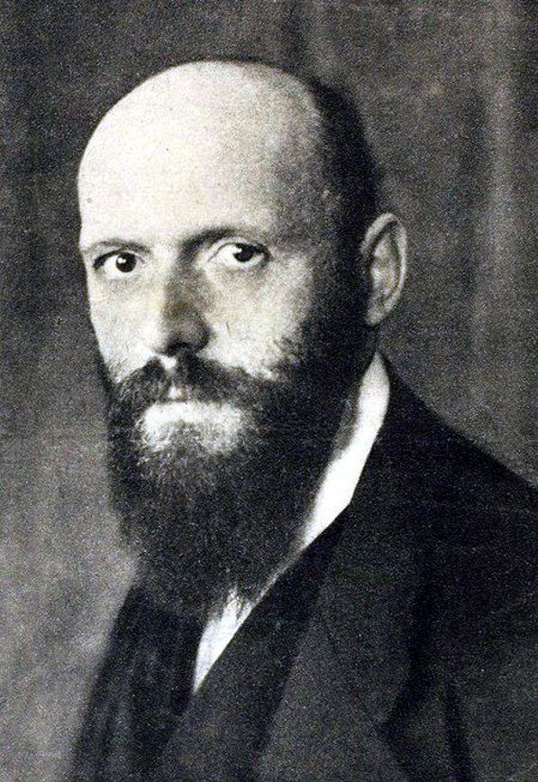 Depiction of Otto Neurath