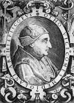 Ottone Visconti Archbishop of Milan