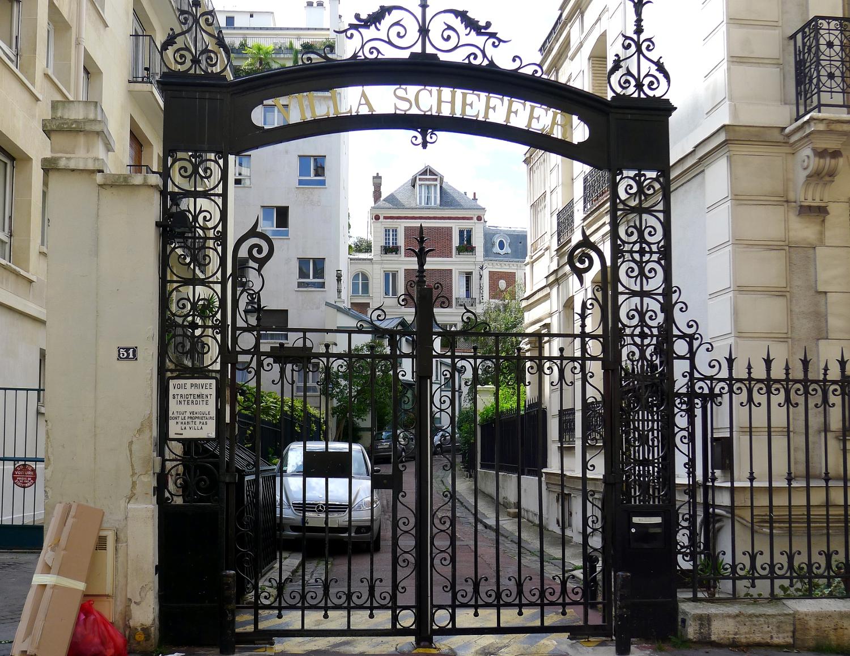 Maison Villa Montmorency Avier Niel