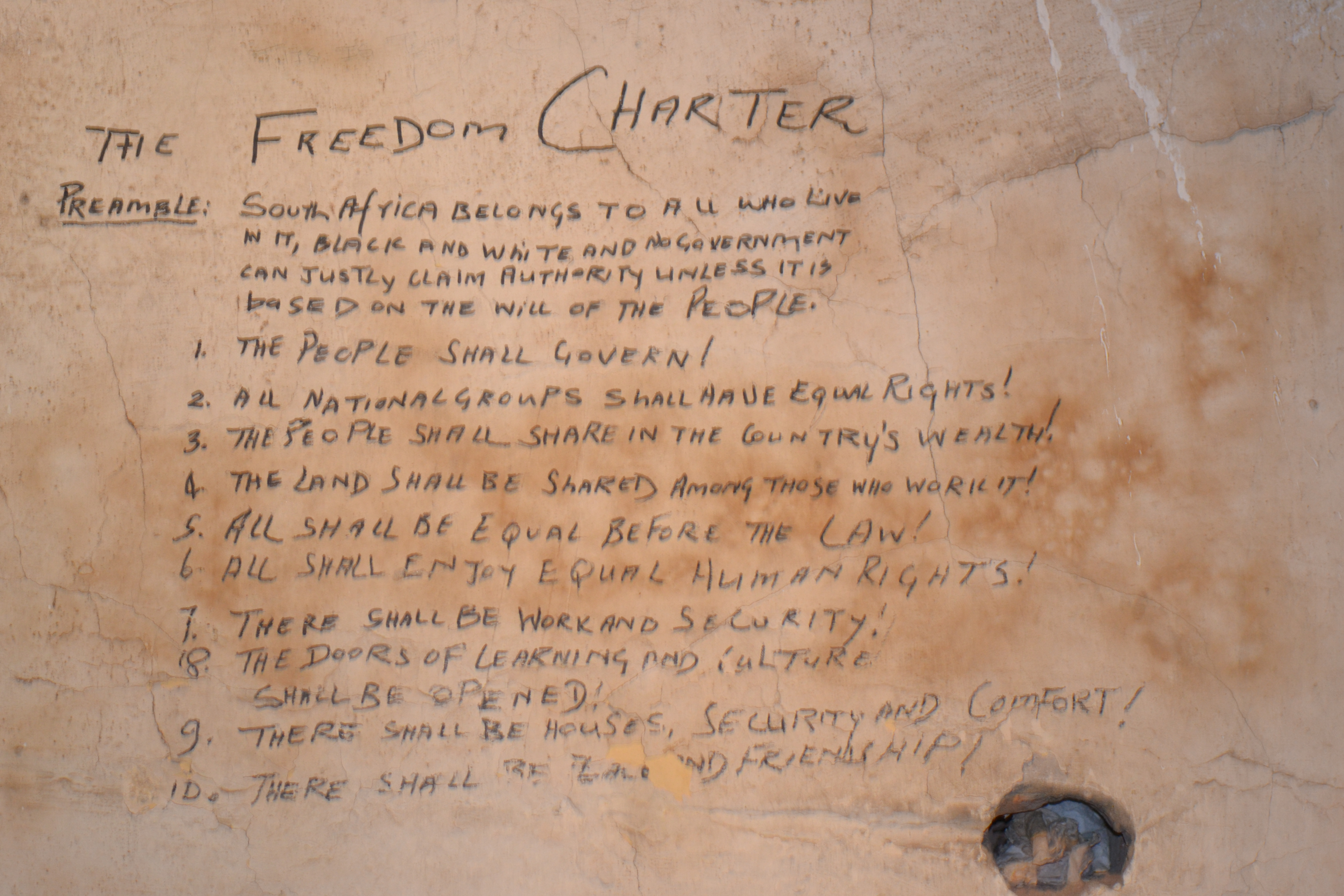Freedom Charter Pdf