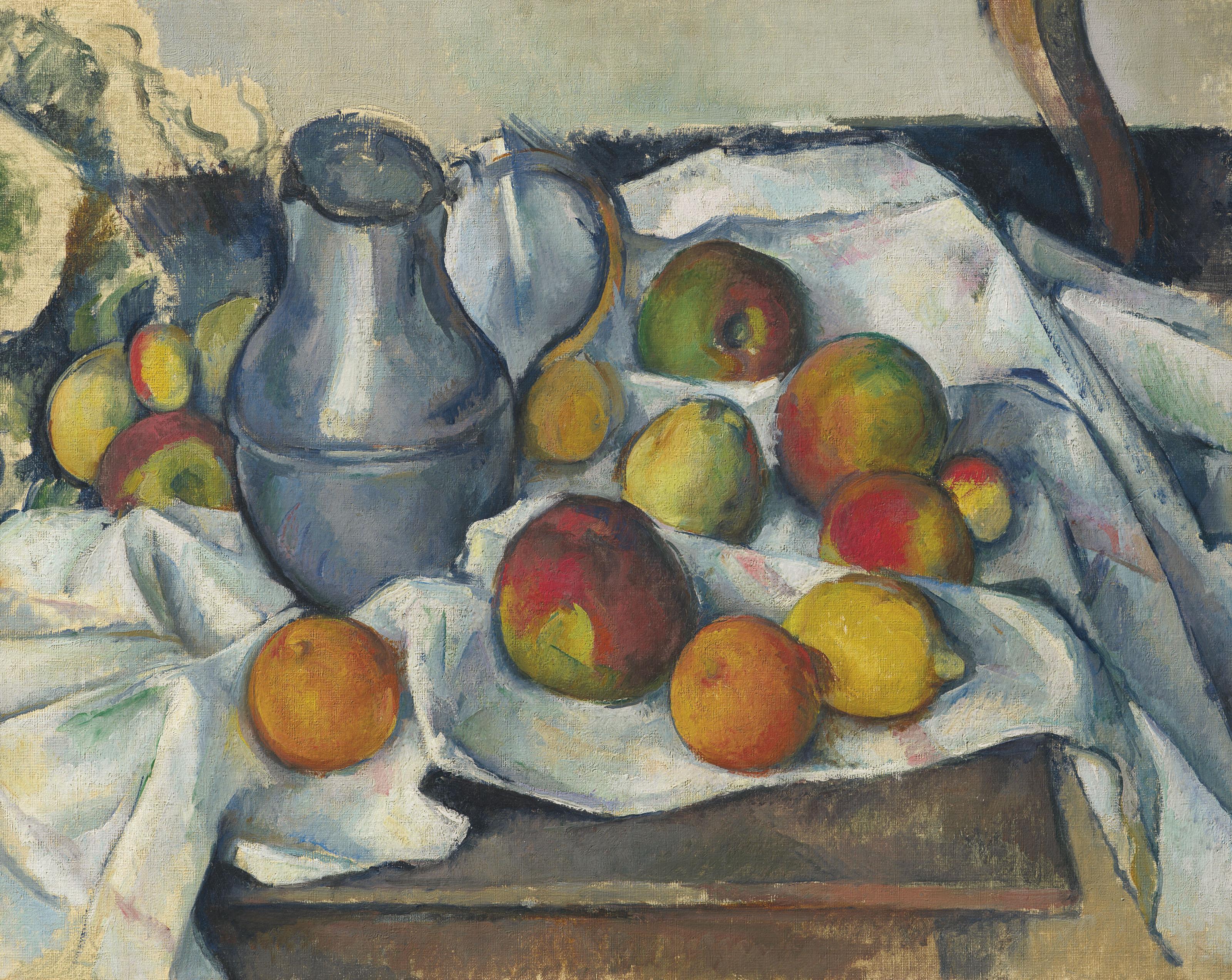 Fichier:Paul Cézanne - Bouilloire et fruits.jpg — Wikipédia