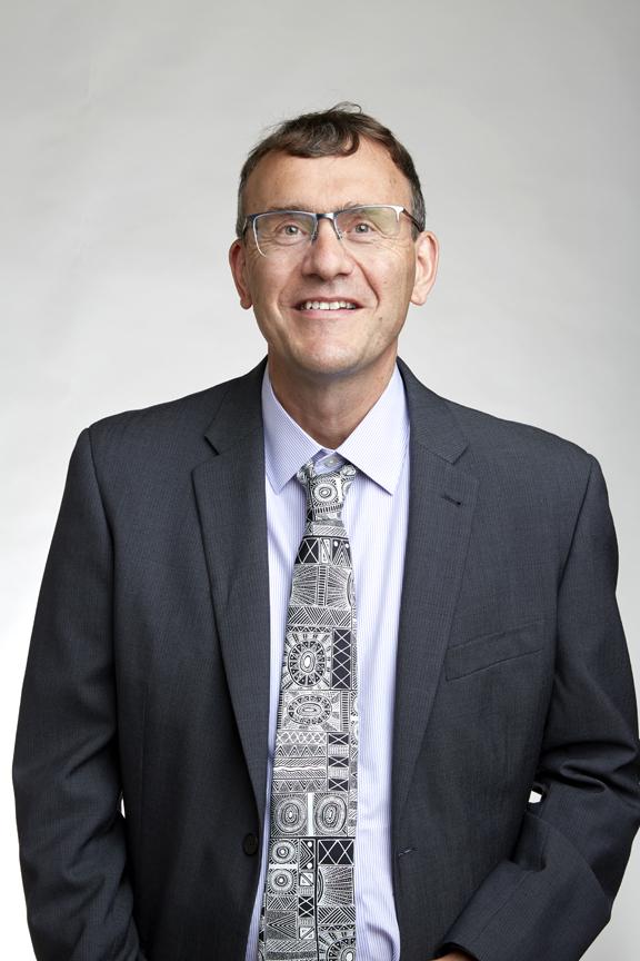 image of Peter M. Visscher