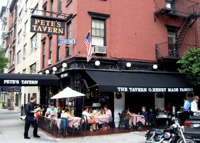 Italian Restaurant Irving Place New York