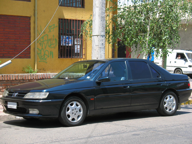 File:Peugeot 605 2.0 SRi 1995 (15237453109).jpg