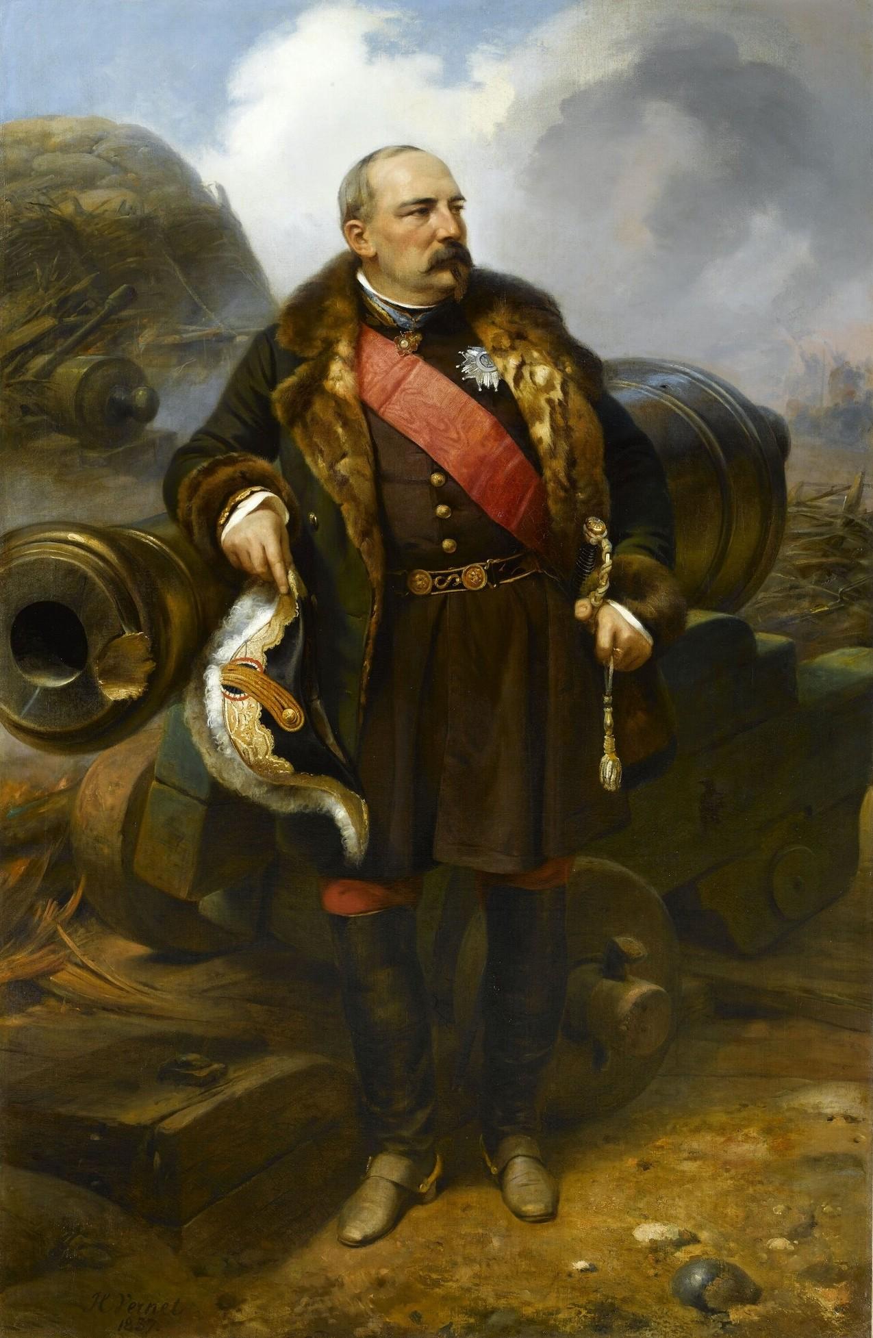 Pierre Joseph François Bosquet