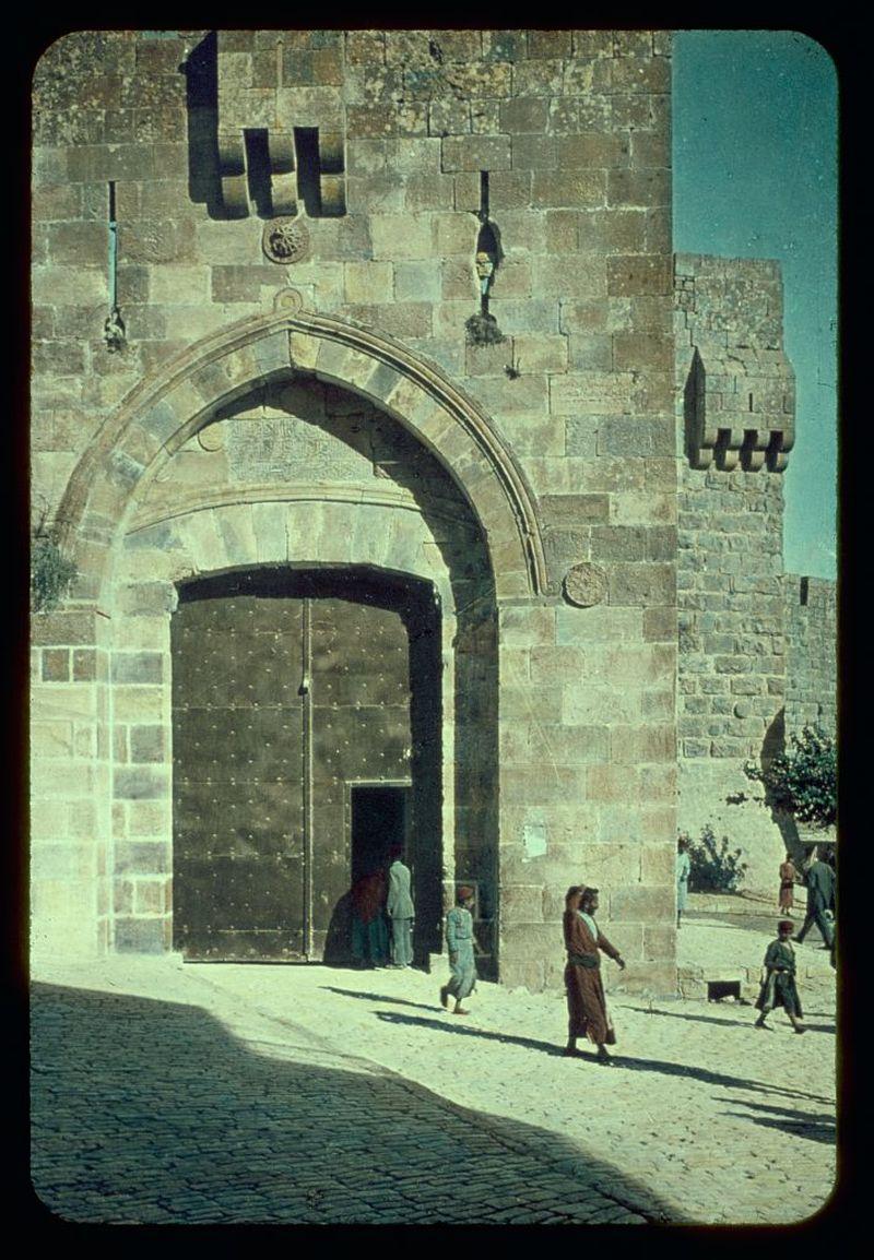 שער יפו ירושלים