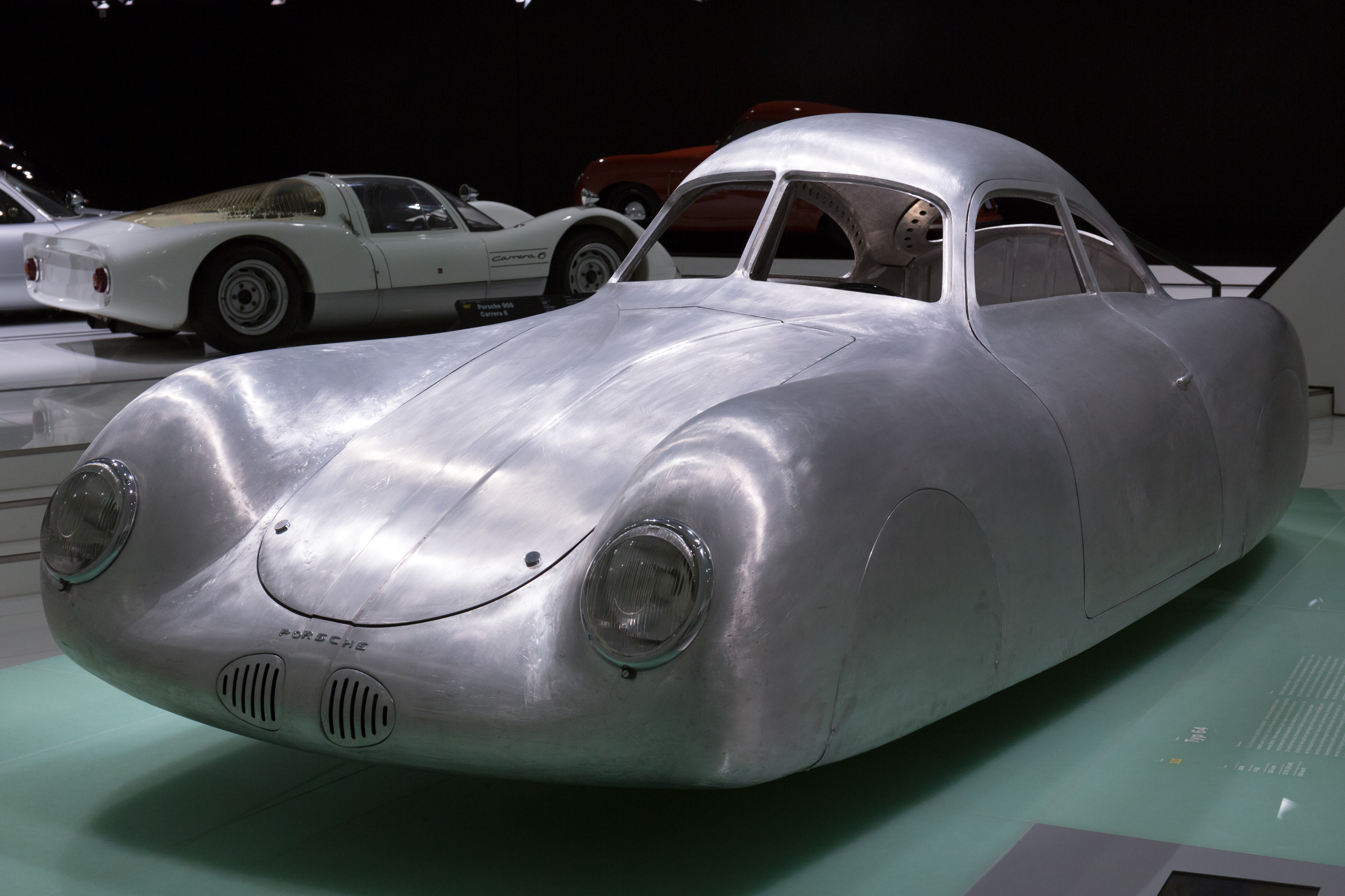 File Porsche Typ 64 Body Front Left Porsche Museum Jpg Wikimedia Commons