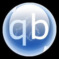 Resultado de imagen de qbittorrent logo
