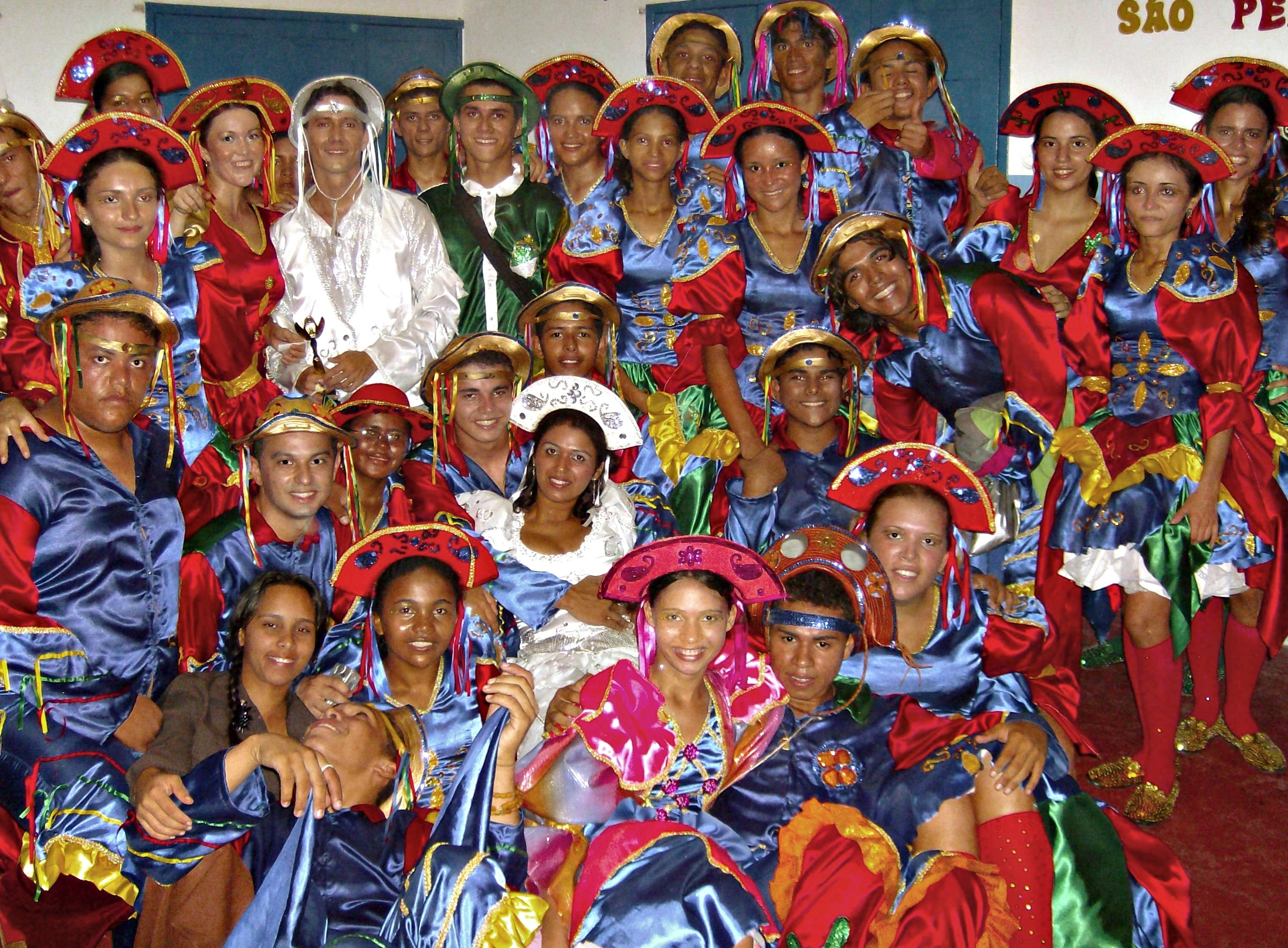 Quadrilha Junina da Festa do São Pedro de Belém (Paraíba) e487299e07