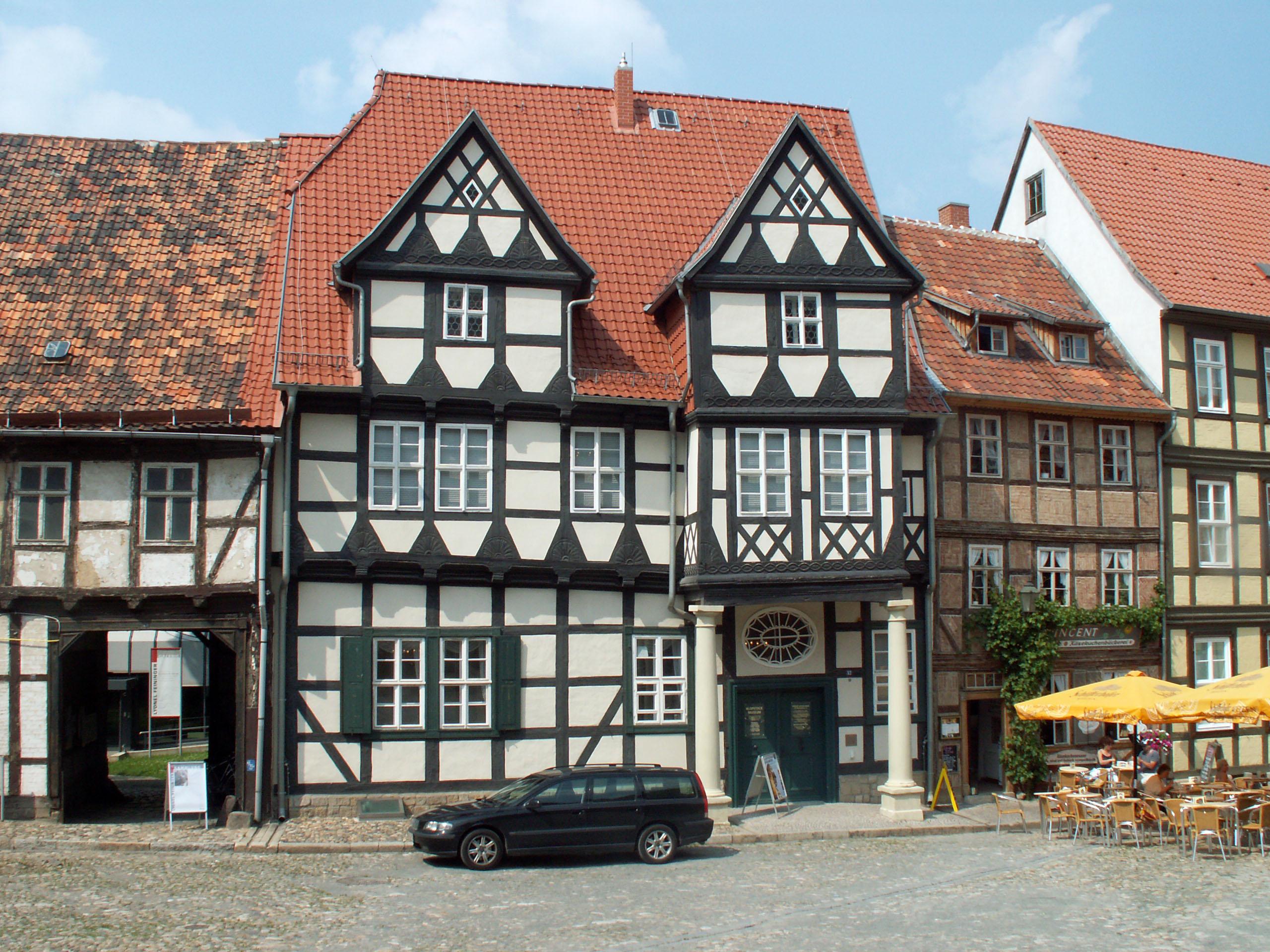 Quedlinburg Klopstockhaus (2094590393).jpg