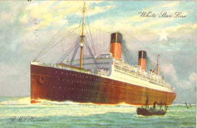 RMS Homeric, le 3ème jumeau de Titanic RMS_Homeric