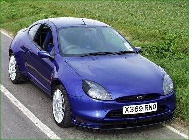 ford puma wikipedia wolna encyklopedia. Black Bedroom Furniture Sets. Home Design Ideas