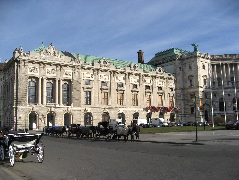 Hofburg Palace - Review of Imperial Palace (Hofburg ...
