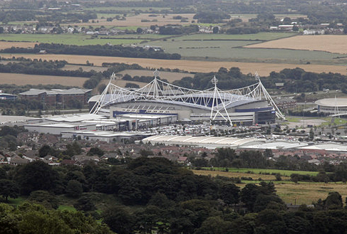 Bolton Wanderers F.C. are based at the Reebok Stadium, in Horwich.