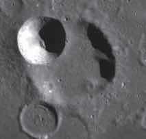 蕾斯尼克陨石坑