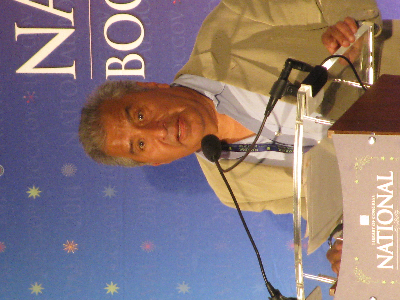 Rodriguez at the 2014 [[National Book Festival]]