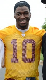 Robert Griffin III May 29th 2014 Cropped.jpg