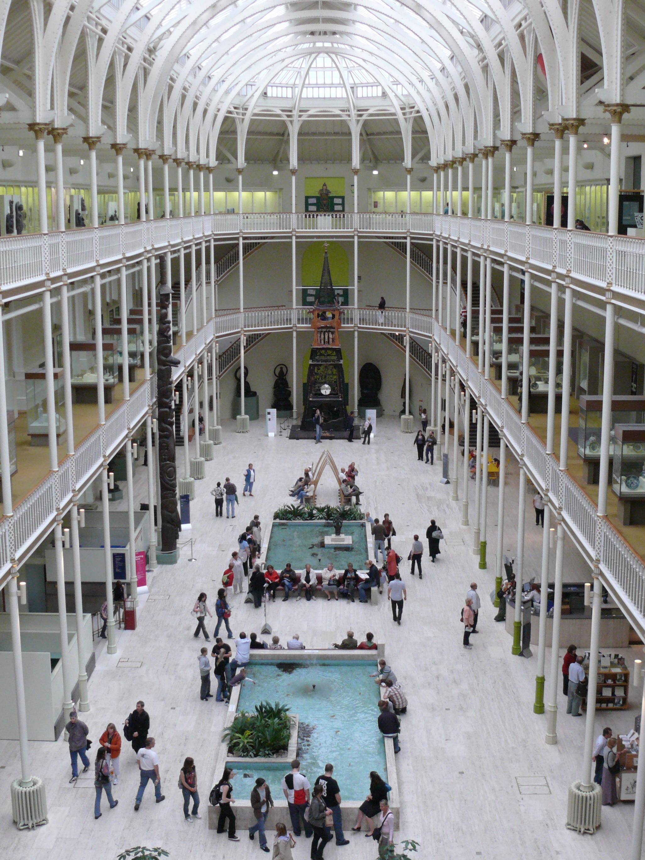 Image result for Edinburgh NATIONAL MUSEUM OF SCOTLAND