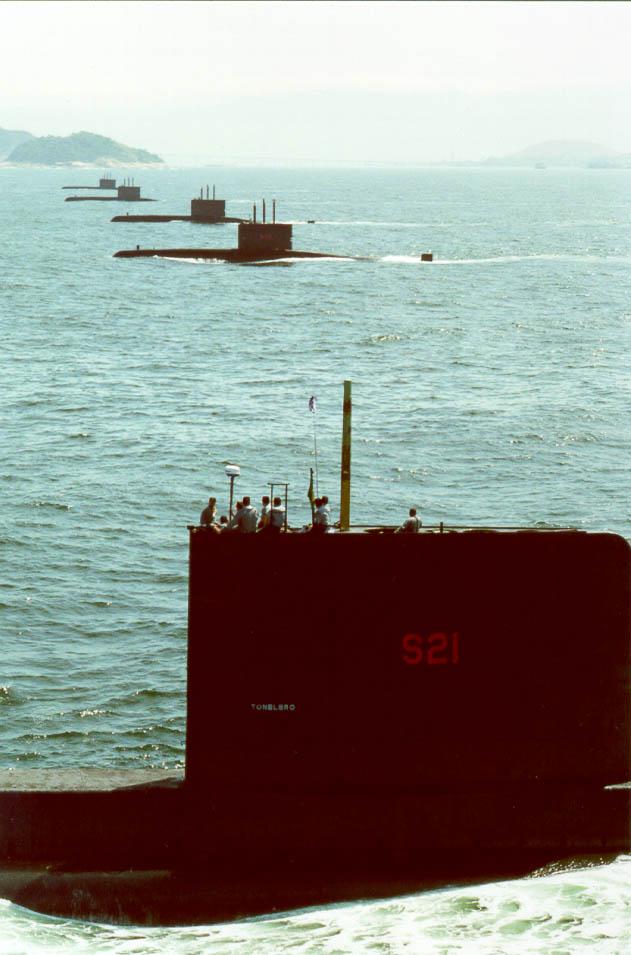 S21 Submarino Toneleiro