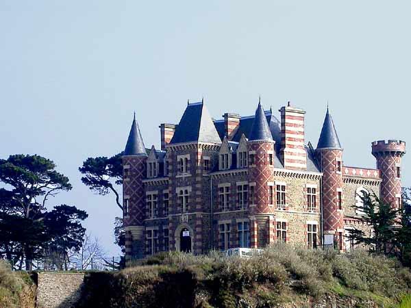Fichier Saint Briac Chateau Du Nessay Jpg Wikipedia