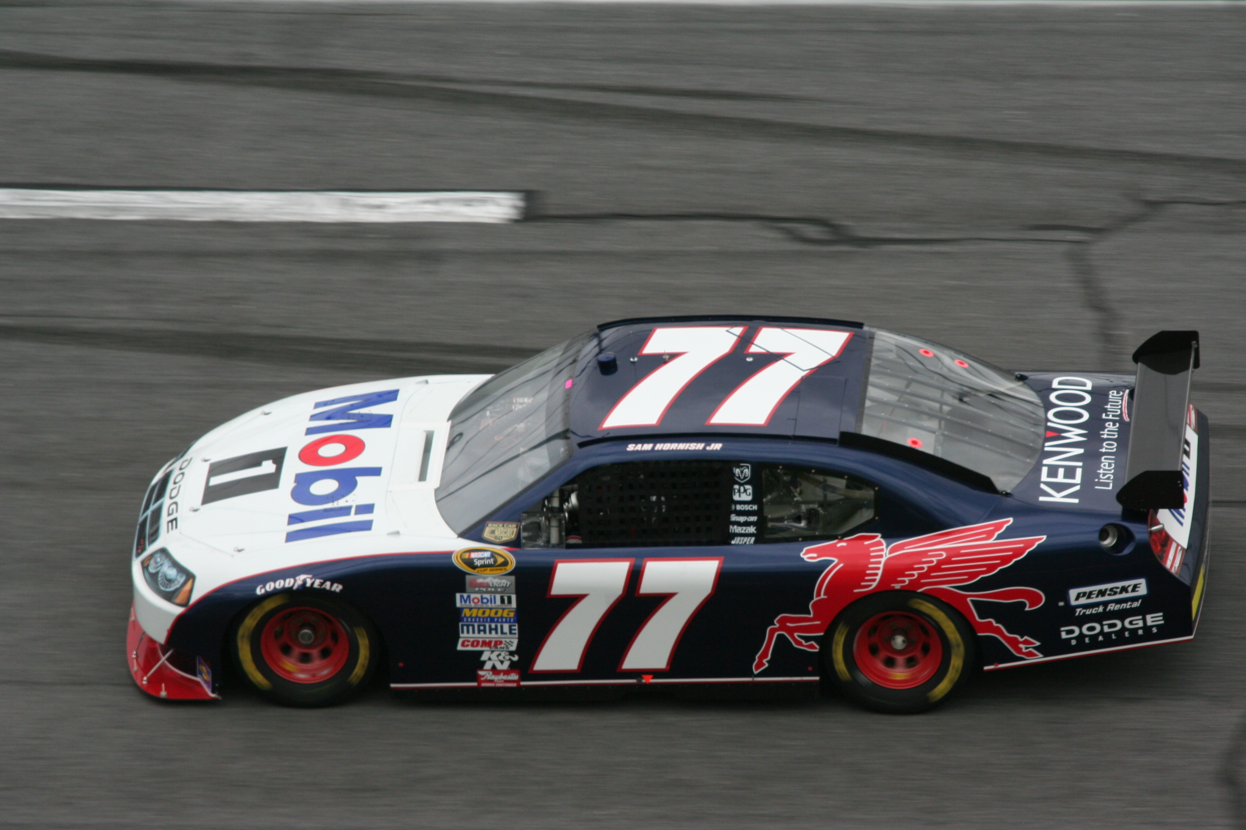 File:Sam Hornish, Jr. 2008 Mobil 1 Dodge Charger.jpg