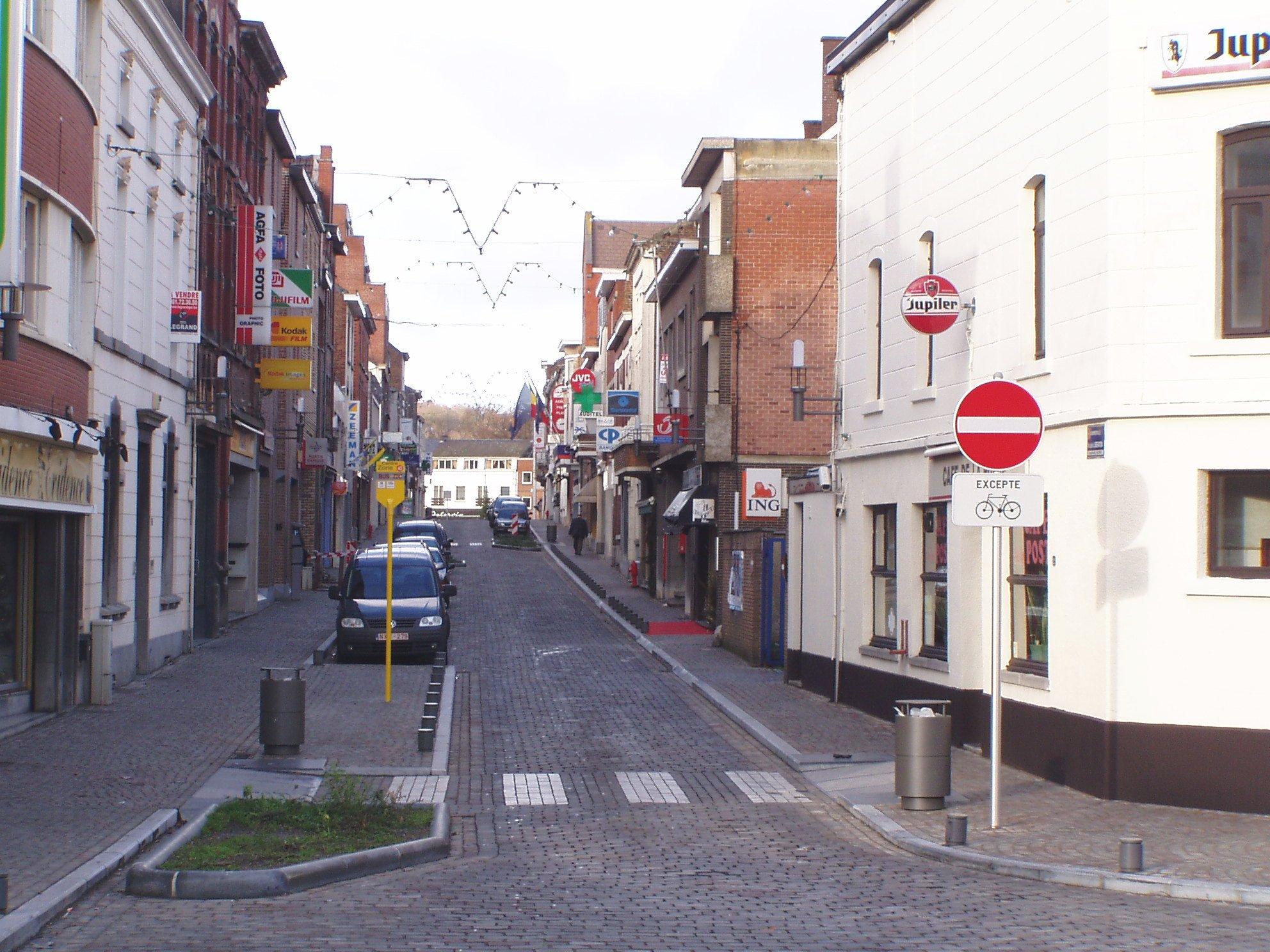 Auvelais City