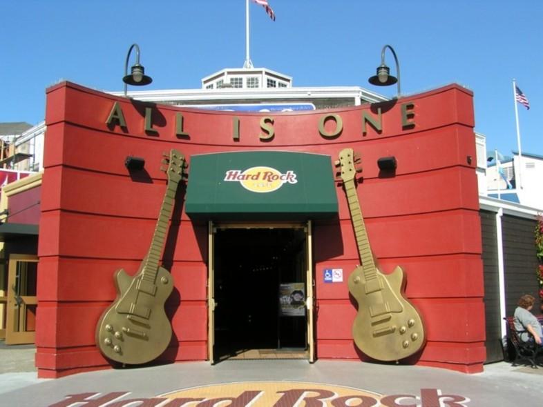 Hard Rock Cafe Rhodos
