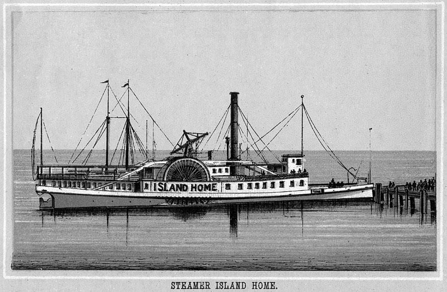 Island Home Steamboat Wikipedia
