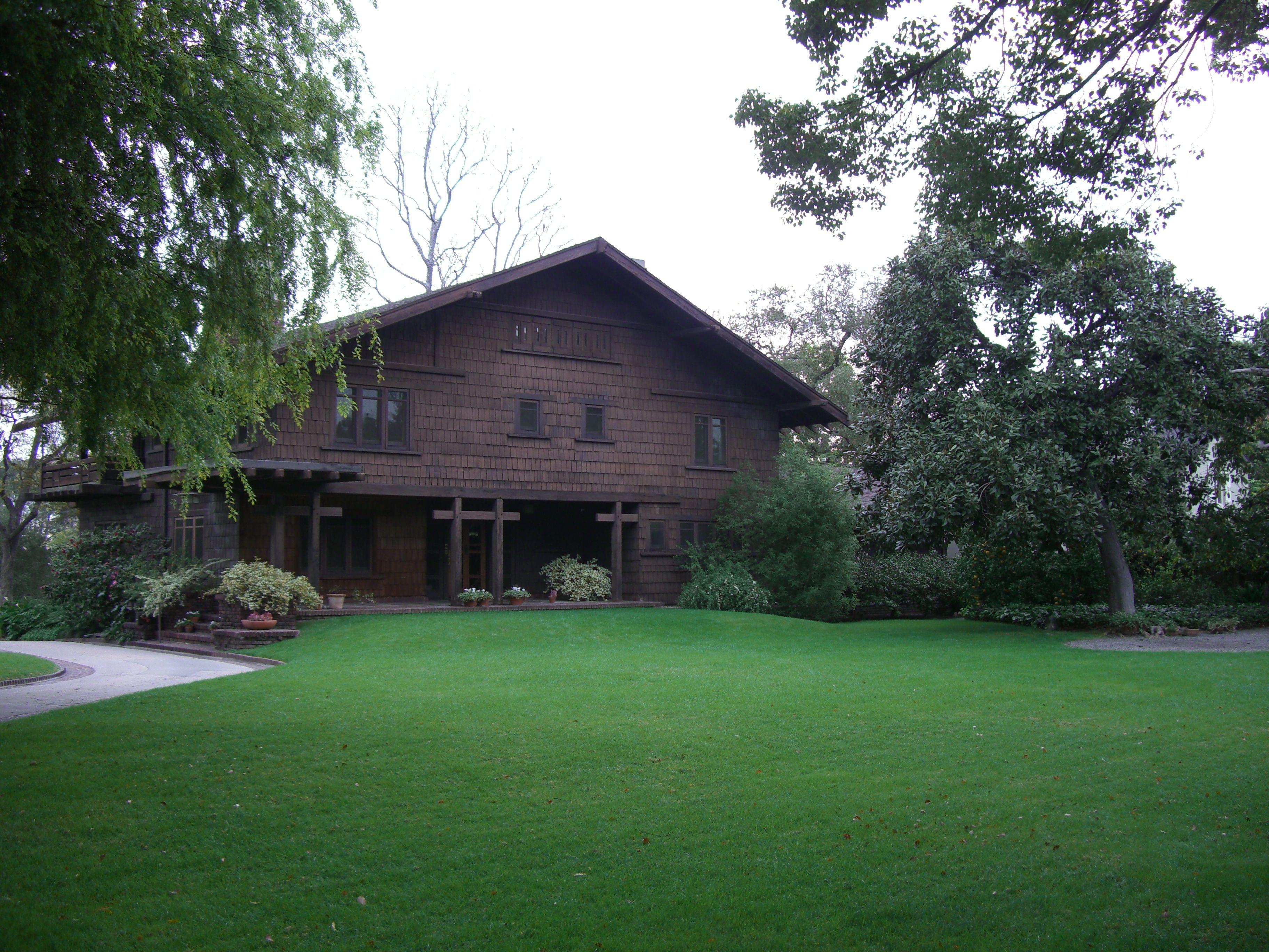 Front Yard Elevation : File spinks house front elevation facing southwest g