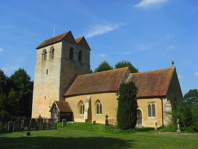 St Bartholomew's, Fingest - geograph.org.uk - 988481
