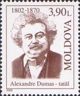 Почтовая марка Молдовы, 2002 год