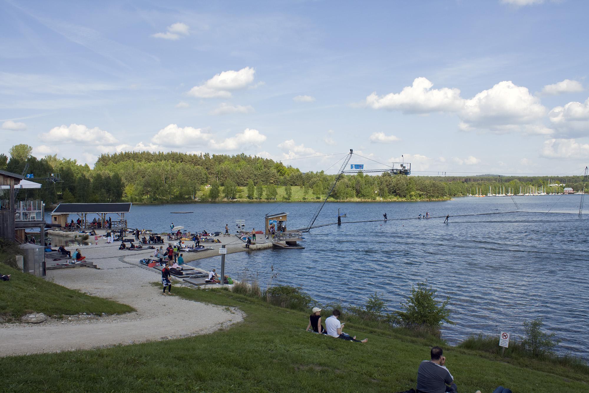 Steinberger See Schwandorf