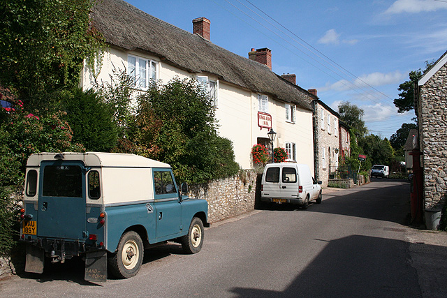 Stockland, The King's Arms - geograph.org.uk - 227123