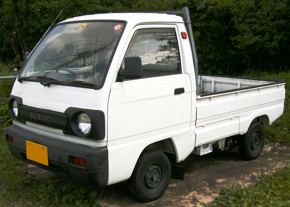 Anyone Here Driven A Japanese Mini Truck?