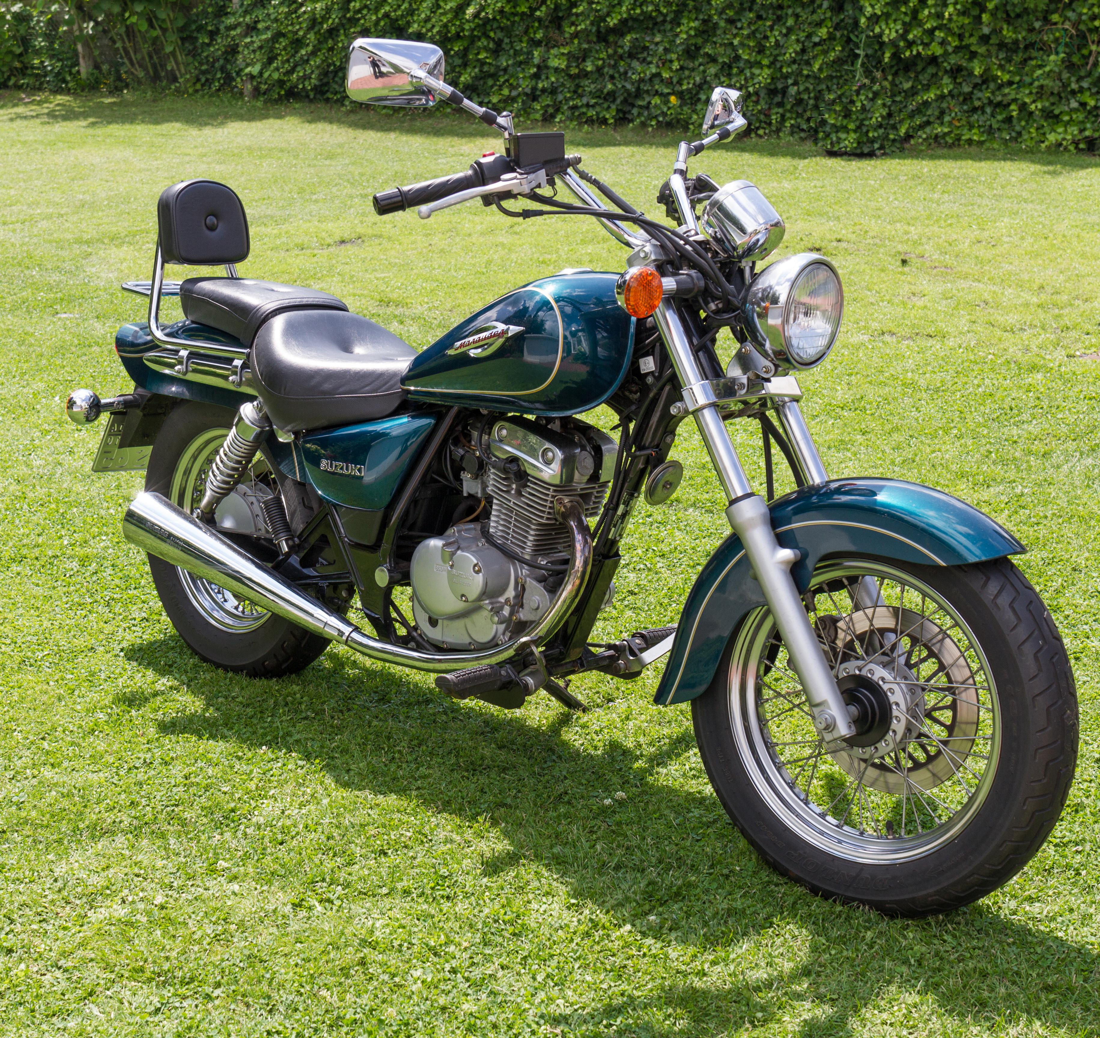Suzuki Suzuki Marauder 125 - Moto.ZombDrive.COM