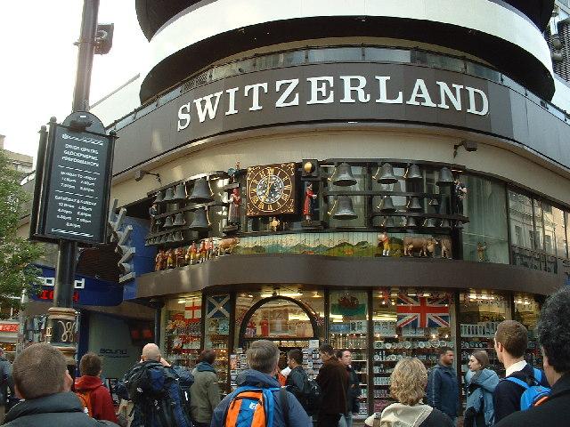Swiss Centre, London - Wikipedia