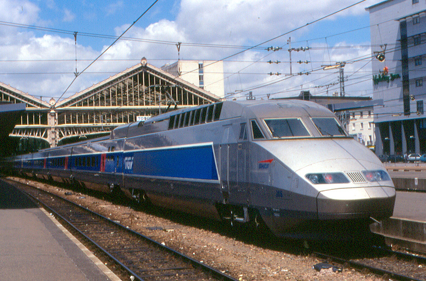 Paris Tours Eurostar