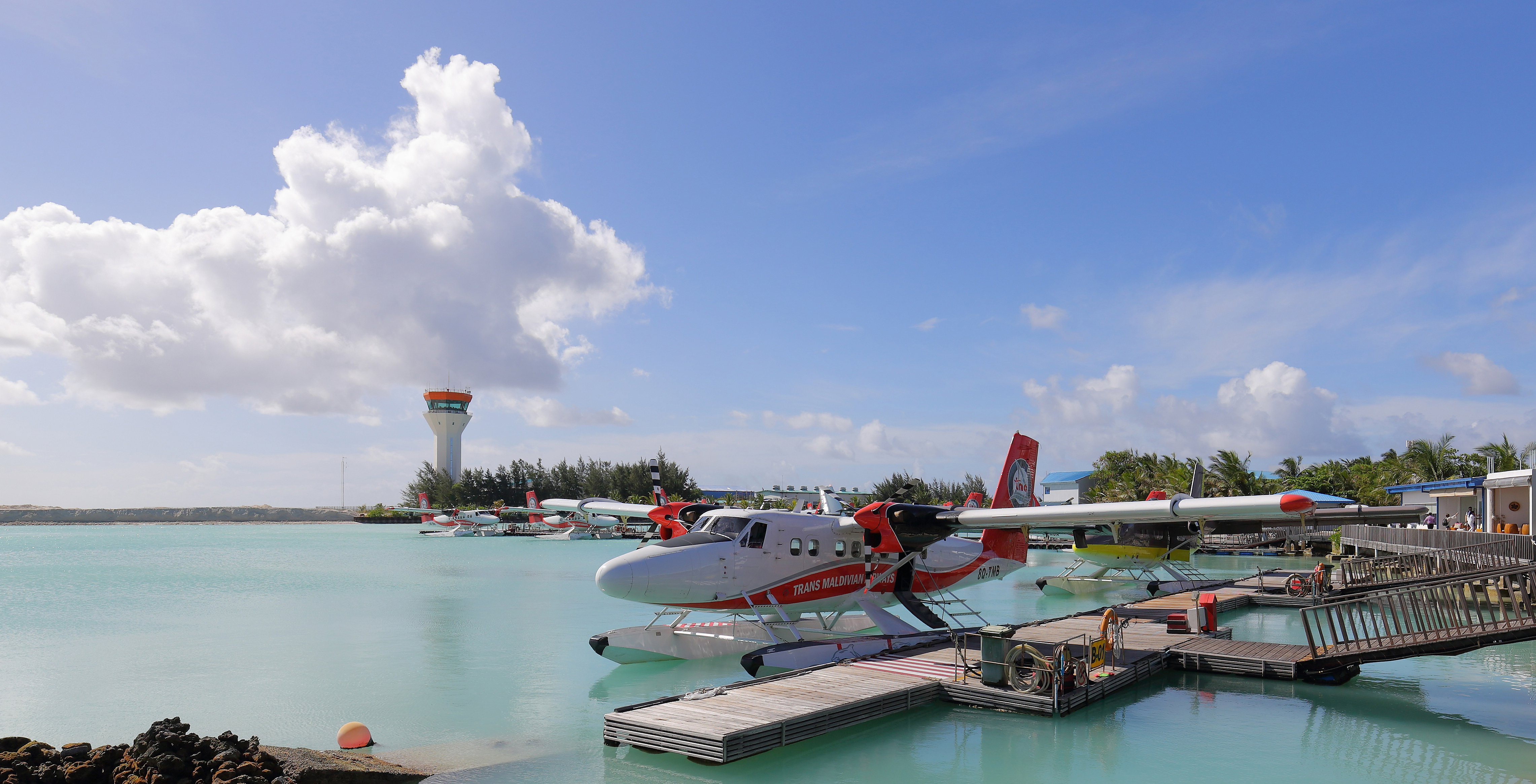 Airports in the Maldives