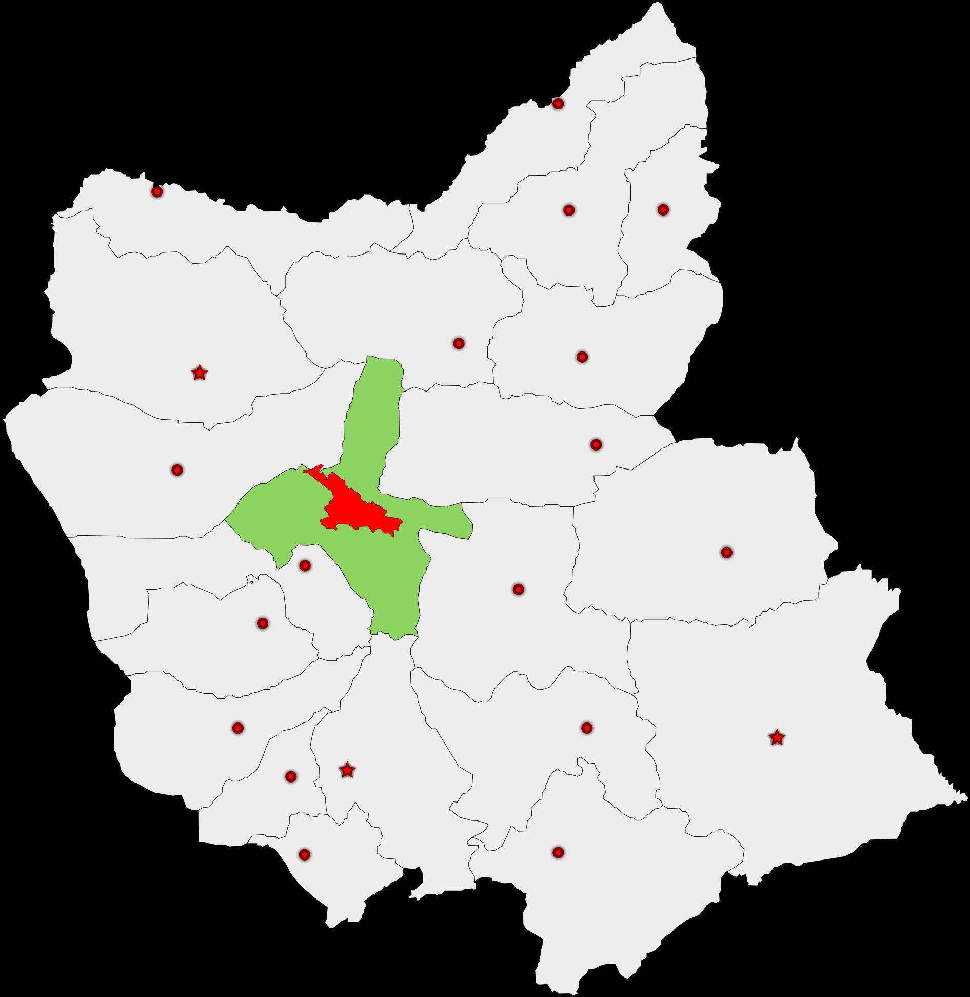 شهرستان تبریز