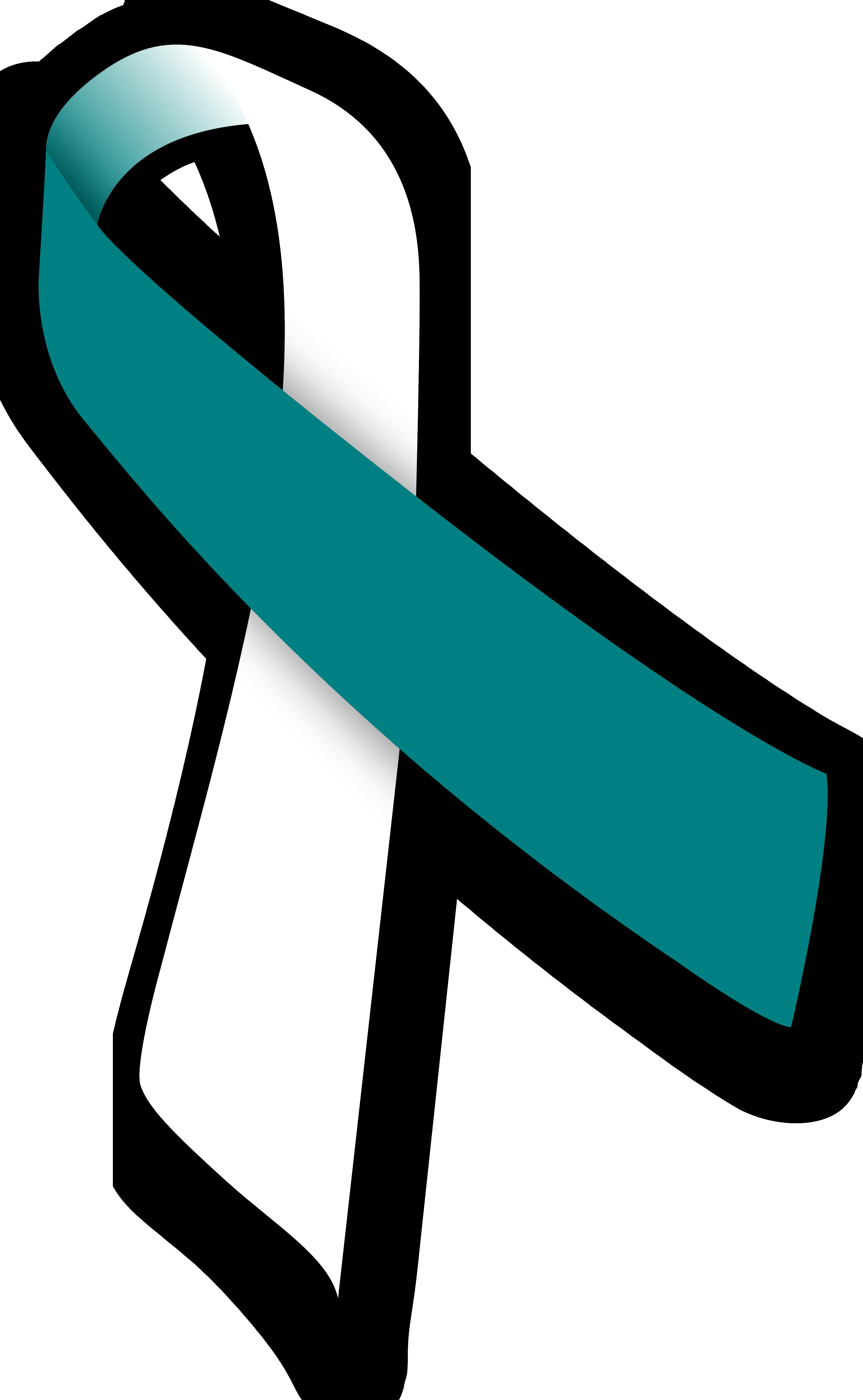 ribbon design huge image  3739 x 6060  file type png Colon Cancer Ribbon Color colon cancer ribbon clip art free