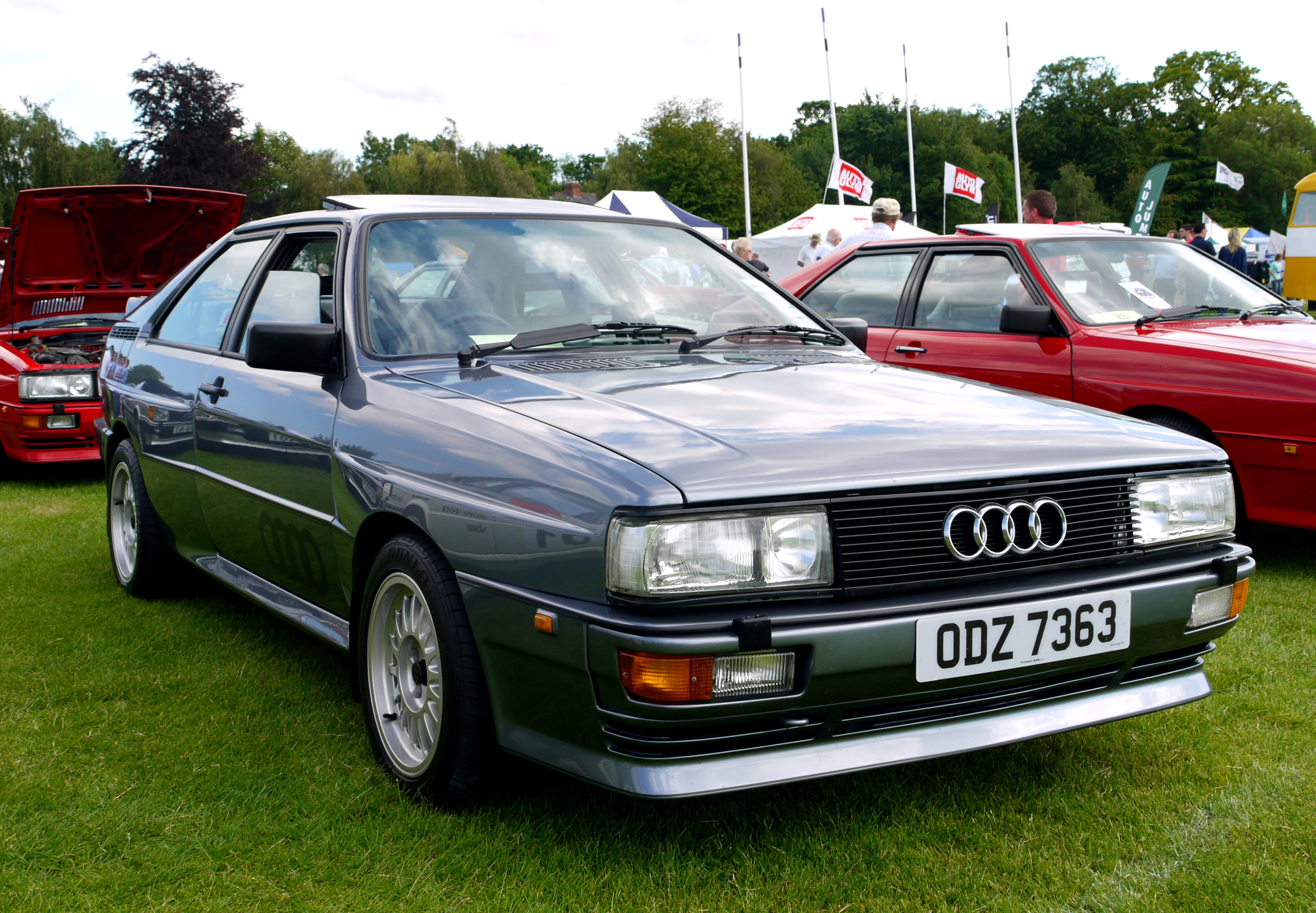 Audi Quattro Wikipedia