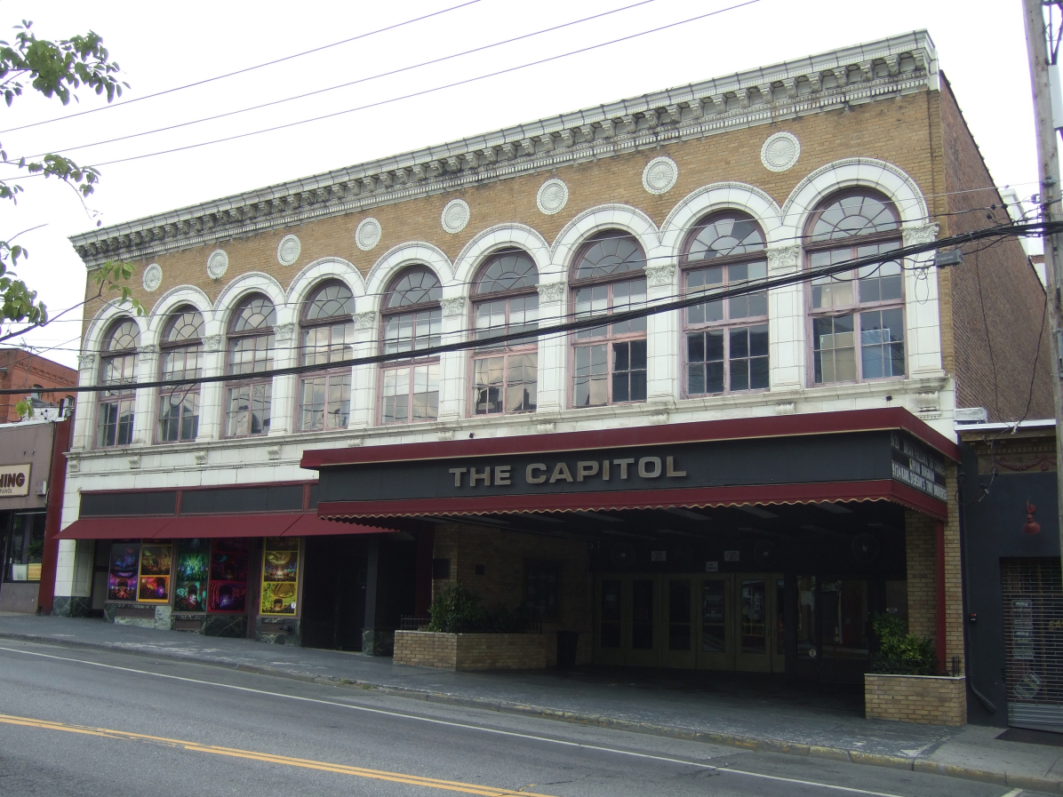 capitol theatre wikidata. Black Bedroom Furniture Sets. Home Design Ideas