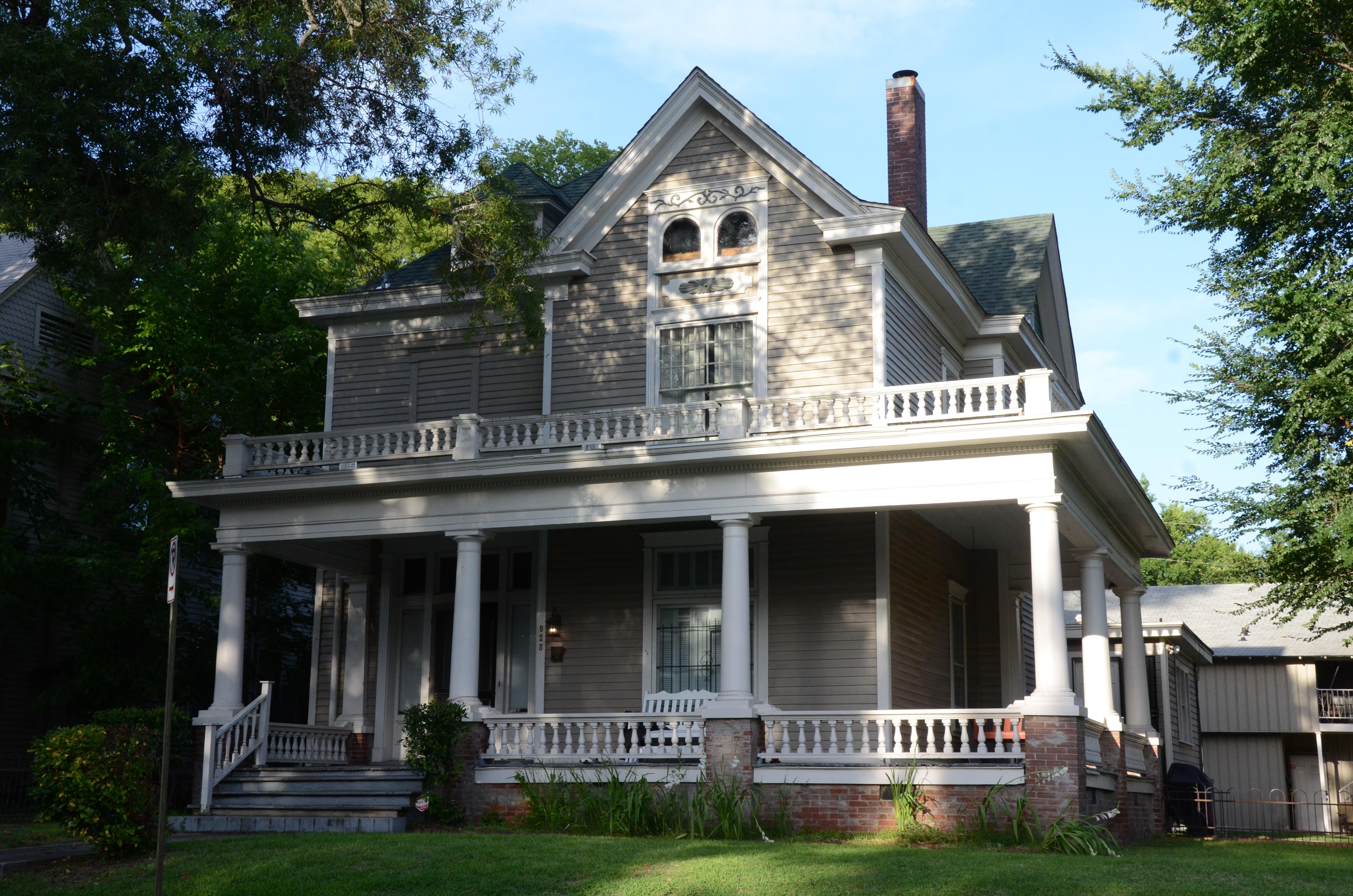 File:Thurston House, Little Rock, AR JPG - Wikipedia