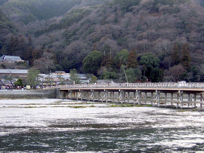 Togetsukyo and Arashiyama 2 by MShades