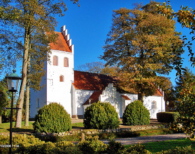 Kerk van Tømmerup