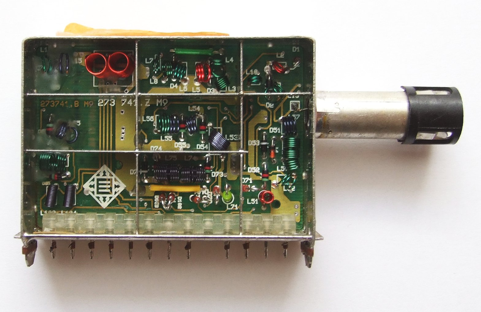 Tuner Radio Wikipedia The Circuit Is Simplest Part Of This Project Click On Image