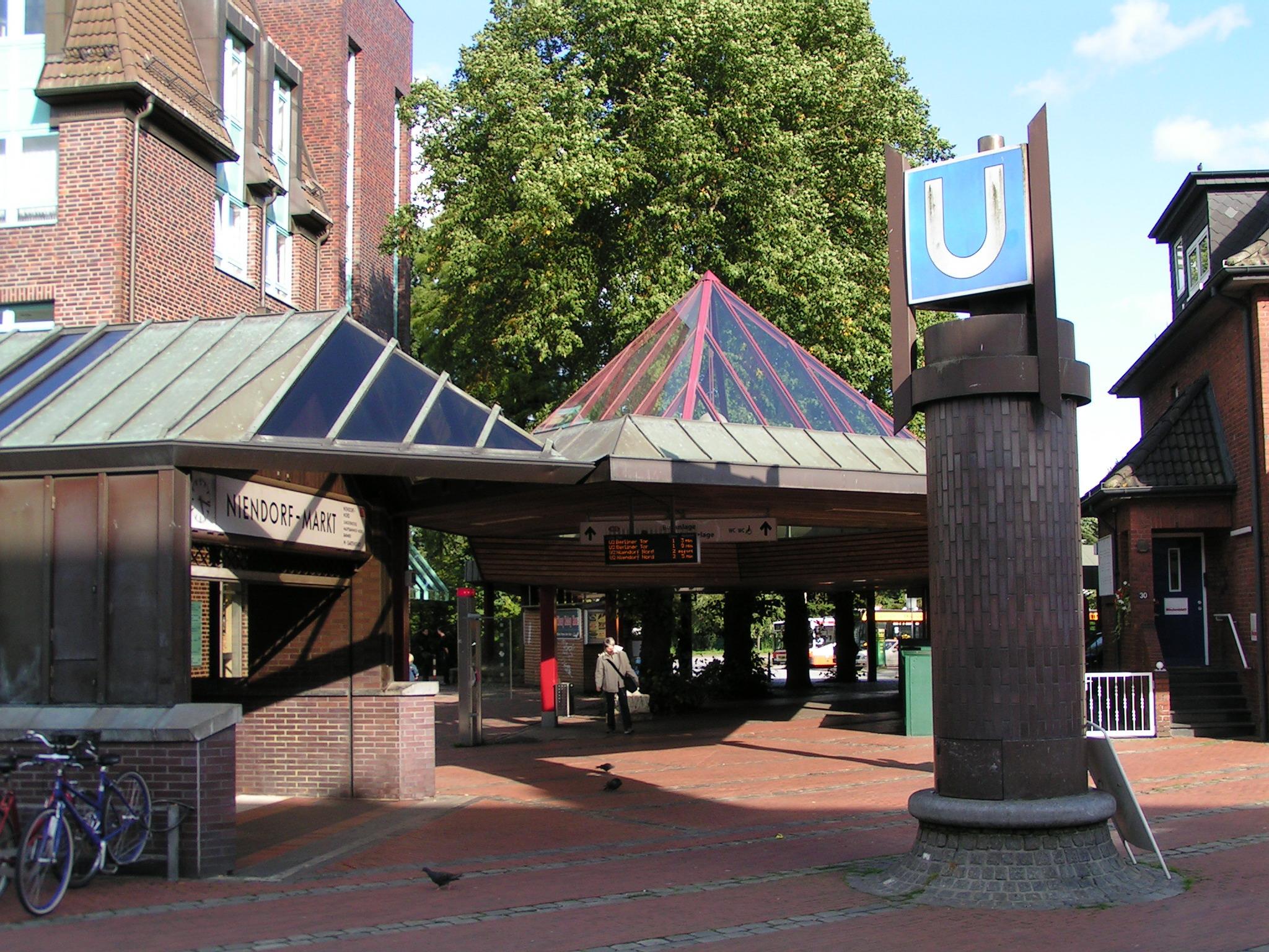Niendorf Markt Hamburg