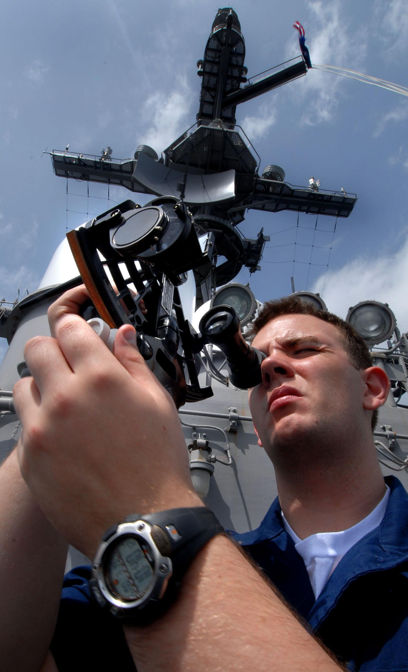File:US Navy 070319-N-7780S-051 Quartermaster Seaman Kurtis ...