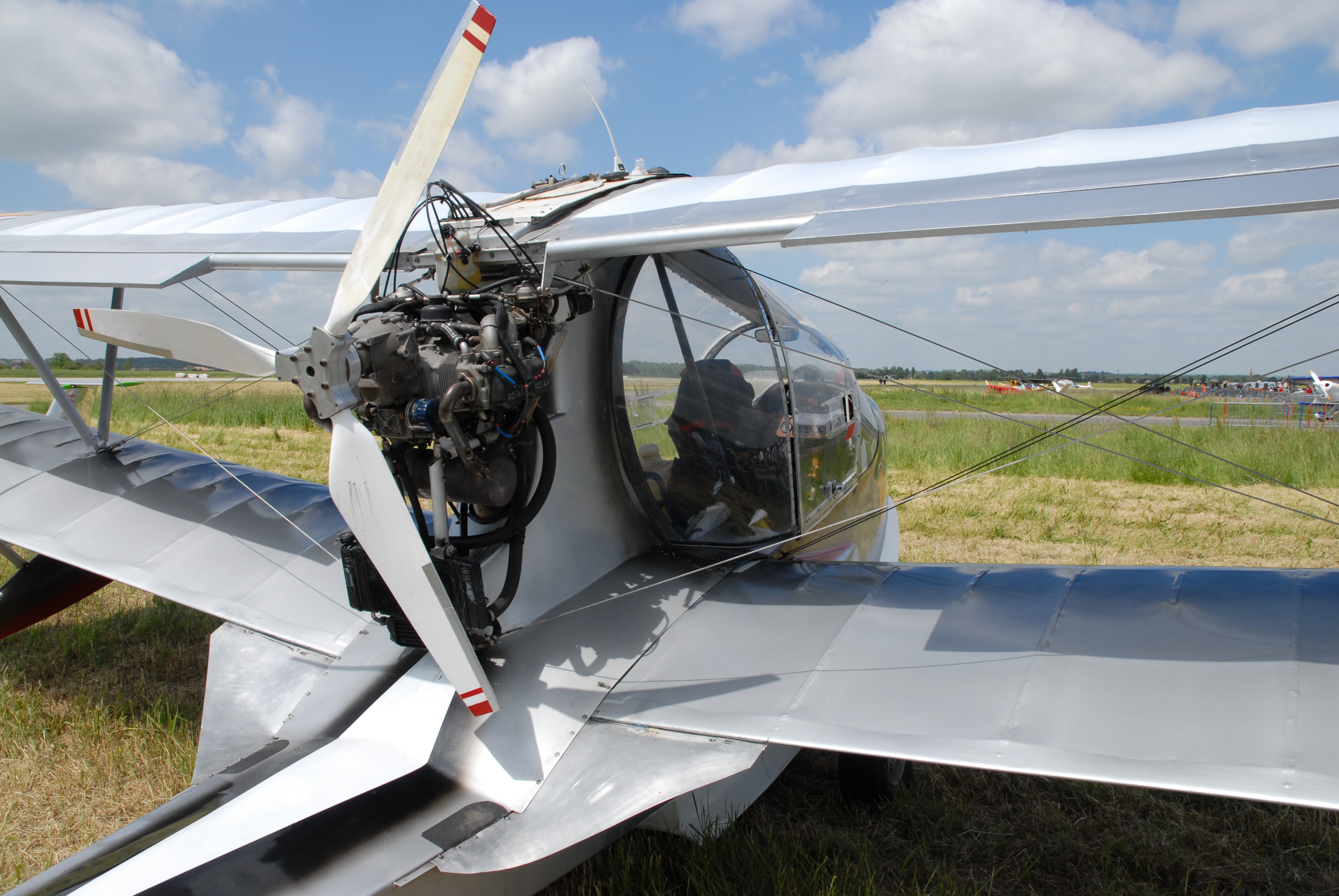 rotax 670 ultralight